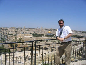 in Jerusalem, summer 2010